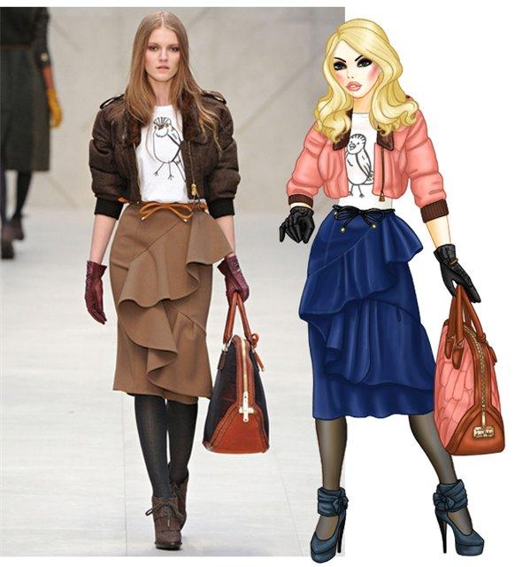 Гардероб наших леді в колекціях fashion дизайнерів - Страница 2 2619cafddc4d