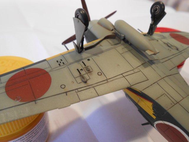 Mitsubishi J2M3 Raiden 1/72 Hasegawa - Страница 3 8062a3927846