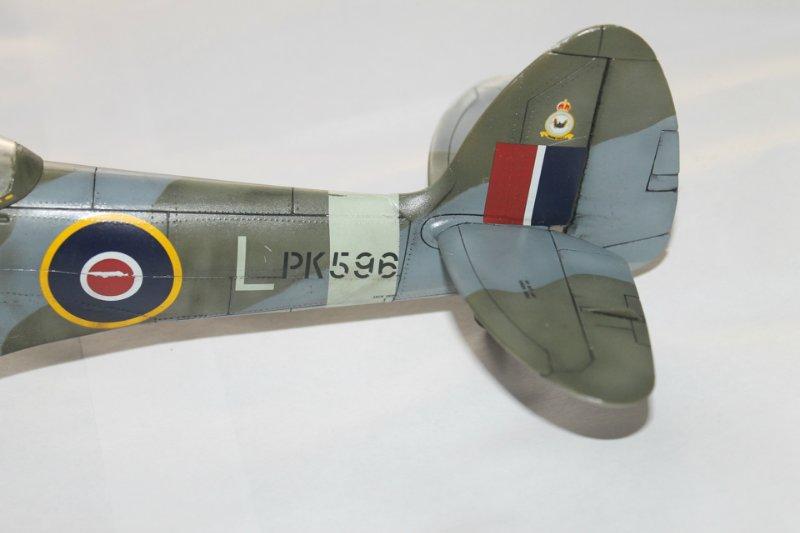 Supermarine Spitfire Mk. 22 Revell. 1/32 F191af8766ed