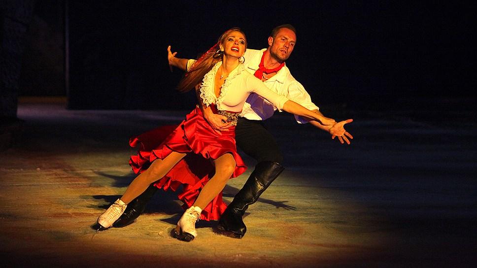 """""""Carmen on ice"""". Краснодар, далее, везде (турне 2016-2017) 36d9ae79b81e"""
