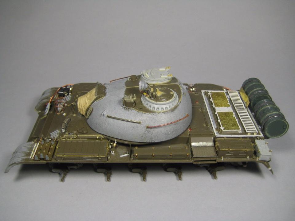 Т-55. ОКСВА. Афганистан 1980 год. - Страница 2 563a8bd7a536