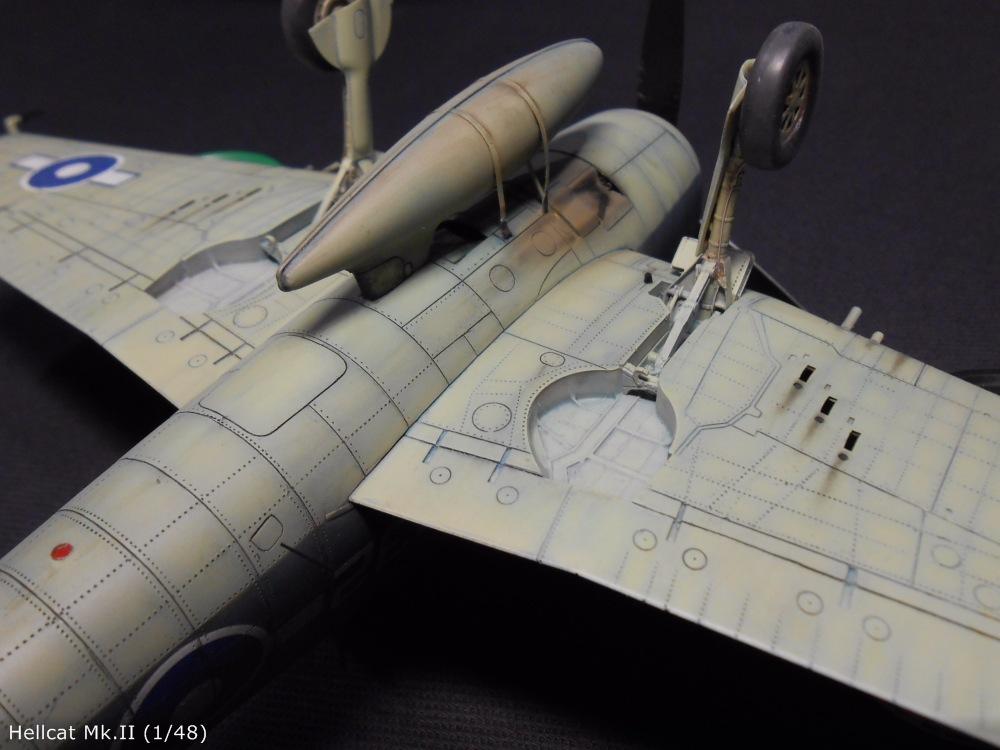 Hellcat Mk.II, Eduard (1/48) 8fb5bd6ecc37