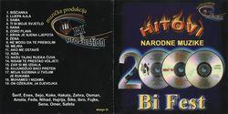 Festival narodne muzike Bihac 29576316_Bihac_Festival_-_2000_-_Prednja-unutrasnja