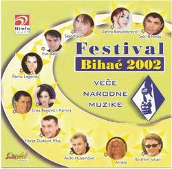 Festival narodne muzike Bihac 29576318_Bihacki_festival_2002_-_front