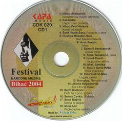 Festival narodne muzike Bihac 29576322_Bihac_2004_-_CD_1