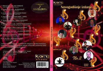 Zlatna Nota No2 2013 - Novogodisnje izdanje CD2 32539128_8459376