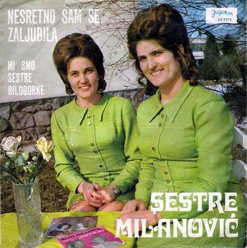 Sestre Milanovic (Milica i Nevenka) - Diskografija/Kolekcija 27147207_prednja