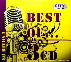 City Records 2015 - Best of 3 CD-a (60 Hitova) 24656933_City_Records_2015-a