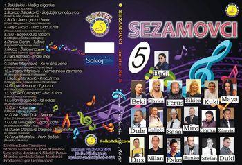 Sezamovci 2015 - Koktel No 5 27467496_Sezamovci_5_2015