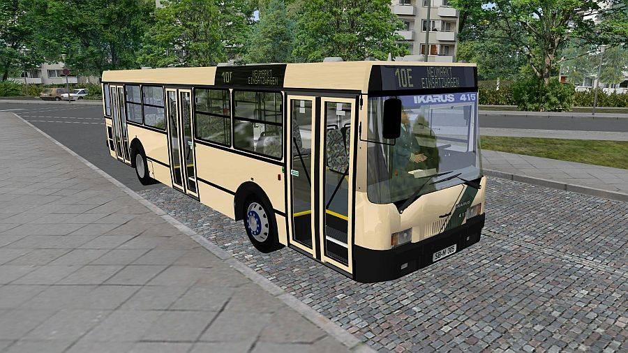 Ikarus 415 v1.1 476dcu32