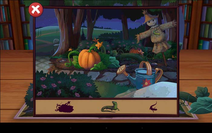 Сказки Волшебного Леса - интерактивные 3D-сказки для детей 06eb5dfdea80622e0712f2ad36d0f837