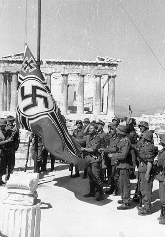 Mis apuntes de WWII - Página 2 Bandera