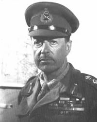 General Mariscal de Campo Harold Alexander Alexander