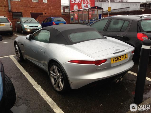 2012 - [Jaguar] F-Type - Page 9 Image