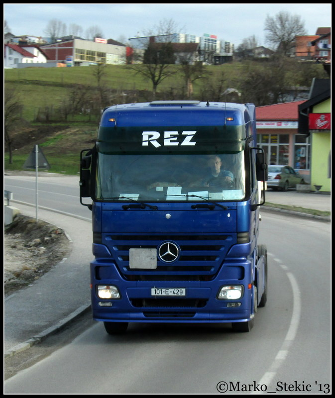 Actros Mp1  IMG_0460