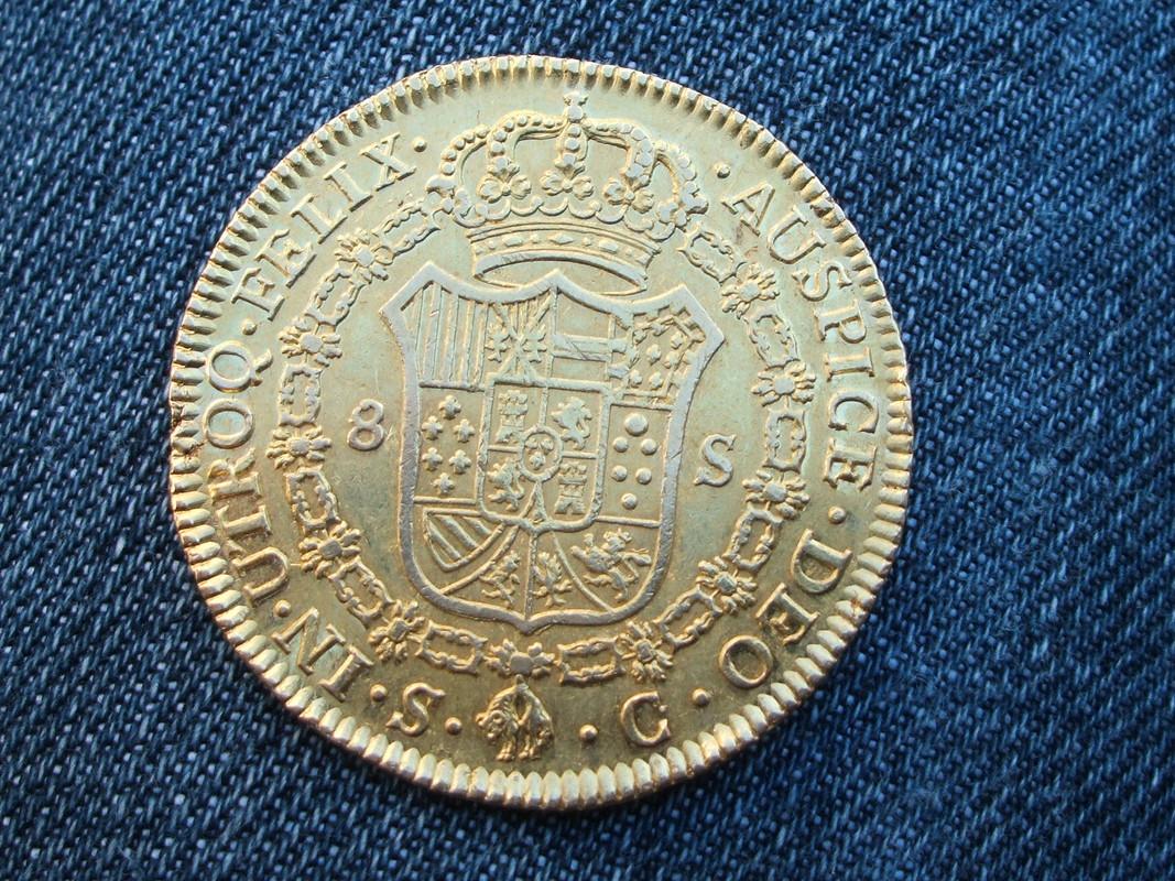 1786 - 8 escudos 1786. Carlos III. Sevilla. Carlos_tercero_3