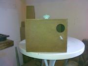 Dimenzije kućica za leženje jaja za papagaje 09012013513