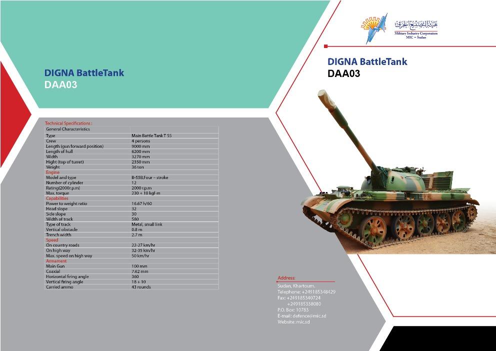 l'industrie militaire dans le monde arabe - Page 3 Daa03