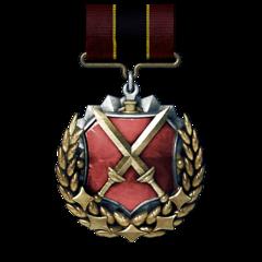 Medalhas BF3 Pdw
