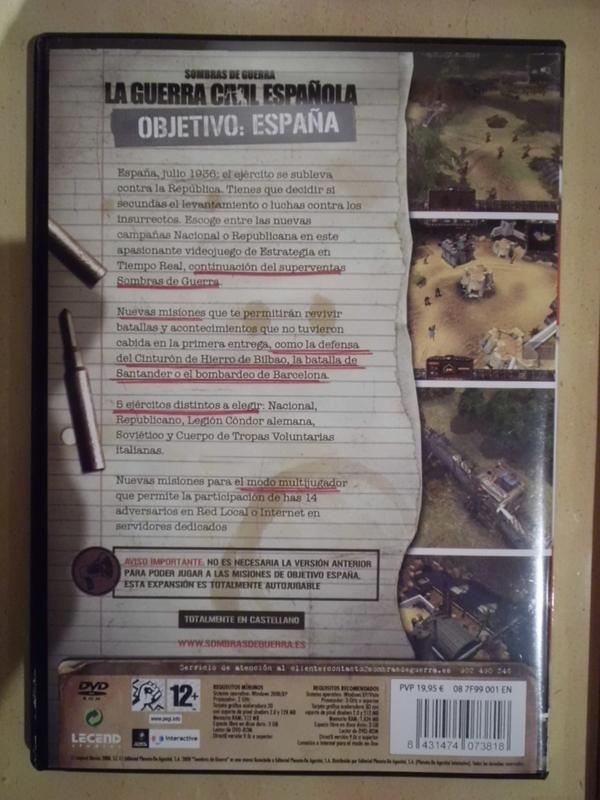 guerra - Juegos PC de la Guerra Civil DSCI0325