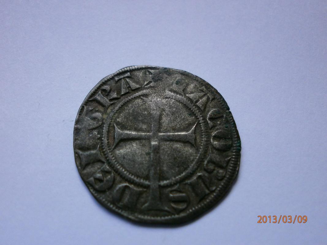 Dobler de Jaume II (Regne de Mallorca, 1276-1311). P3090026