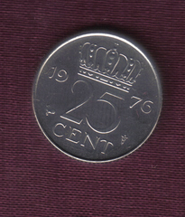 25 Céntimos.Holanda.1976 11_11
