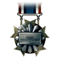 Medalhas BF3 Claymore