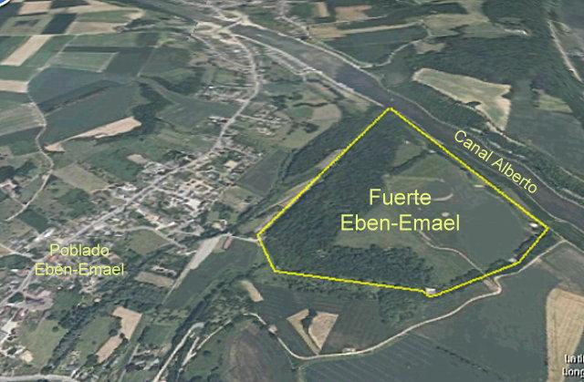 Asalto al Fuerte Eben Emael (10 -5-1940)  Eben_emael_1