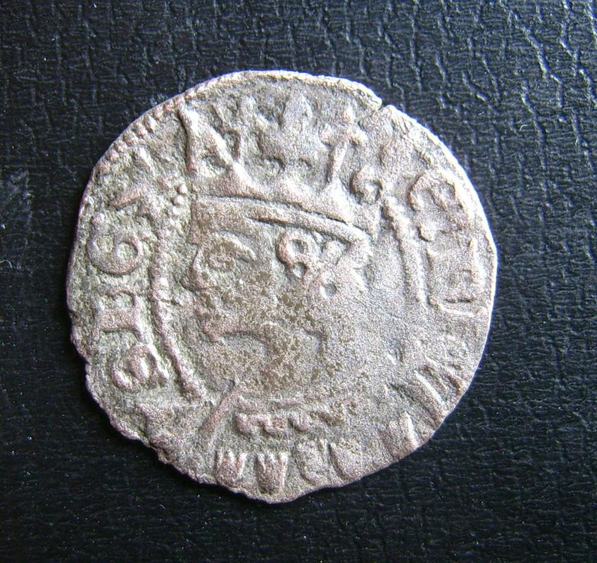Cornado de Enrique II (1369-1379) ¿Burgos? DSCI0976