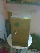 Dimenzije kućica za leženje jaja za papagaje Image