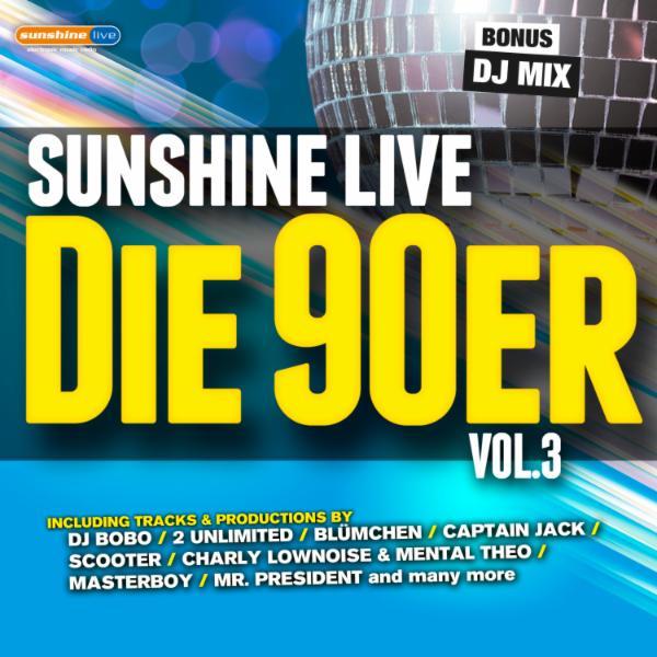 Sunshine Live-Die 90er Lkj