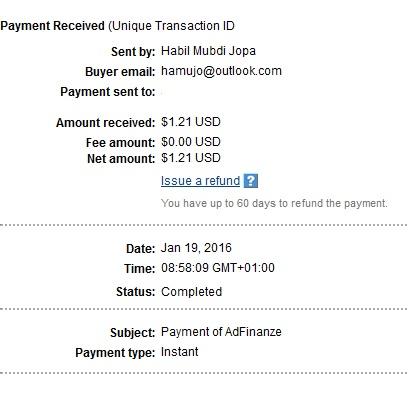 Adfinanze - adfinanze.com Adfinanzepayment