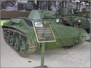 Советский легкий танк Т-60, Музей отечественной военной истории, д. Падиково Московской области T_60_Padikovo_001