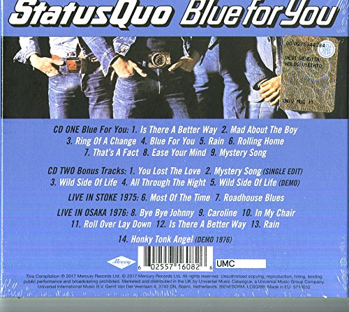 Status Quo  [FLAC] Stat_1