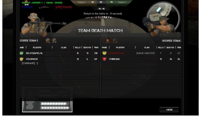 Elite Clan War/Scrims Screenshots Void