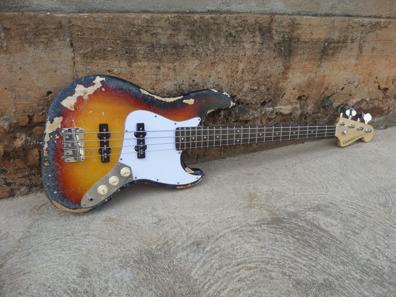 Duvidas sobre Como deixar o instrumento Vintage SAM_0266