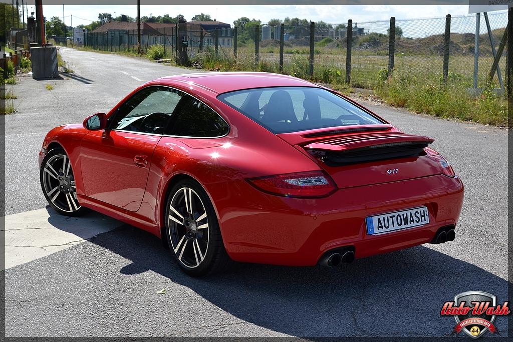 Bastien, d'AutoWash44 / Vlog n°6 - Macan S, 997 et 911 GT3 - Page 8 002_5