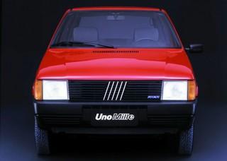 Auto Storiche in Brasile - FIAT Fiat_Uno_Mille_1990