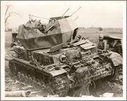 Немецкие ЗСУ на базе Panzer IV - Möbelwagen, Wirbelwind, Ostwind Wirbelwind_4