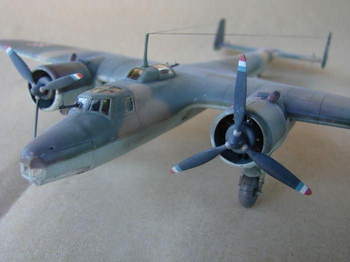 Dornier Do-17Kb-3, RSmodels, 1/72 DSC01412