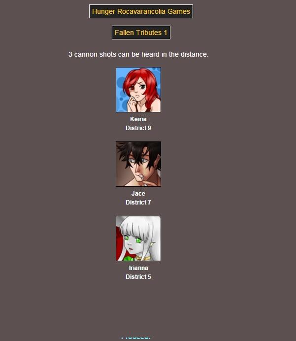 Hunger Rocavarancolia Games Image