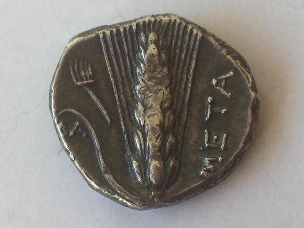 Lucania. Metapontion. Estátera (325-280 BC). De Tauler y Fau IMG_0488