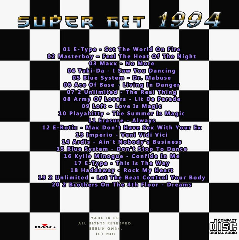 Super Hit Collection Super_Hit_1994_back