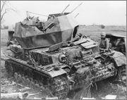 Немецкие ЗСУ на базе Panzer IV - Möbelwagen, Wirbelwind, Ostwind Wirbelwind_9