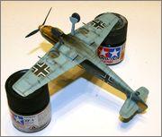 Messerschmitt Bf-109 e-4 (Tamiya) 1/72 IMG_0927