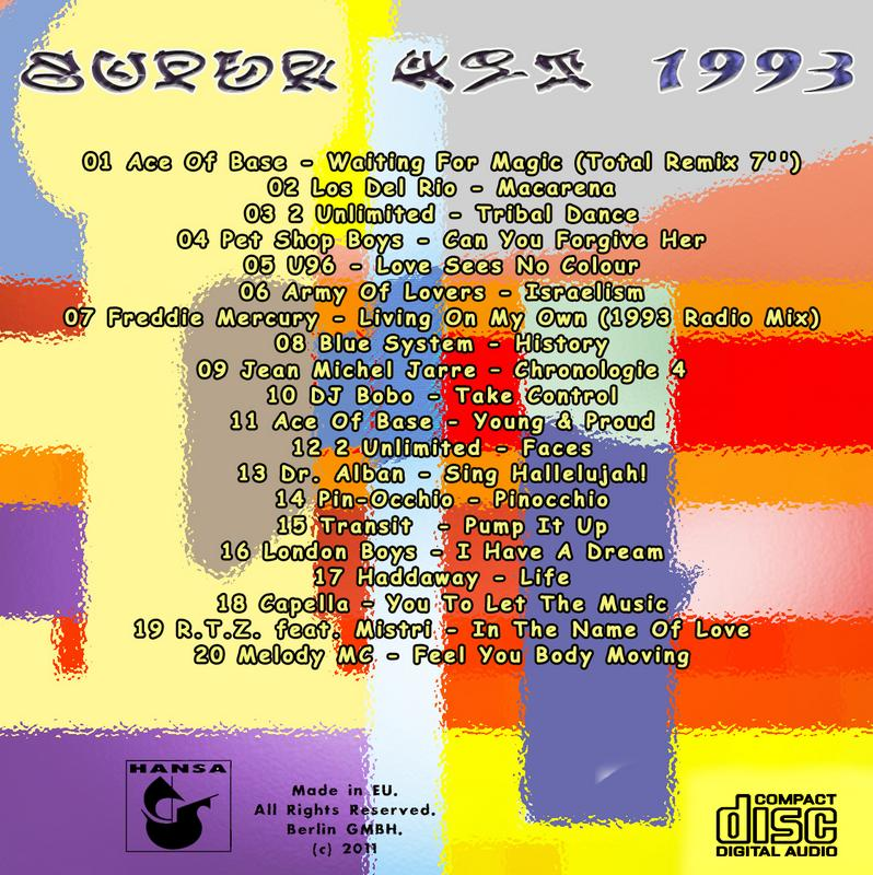 Super Hit Collection Super_Hit_1993_back