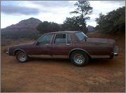My 1990 383 Caprice Classic Caprice2012