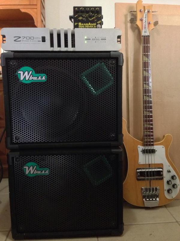 Curiosidade quanto a um set com amplificador não de contrabaixo Set_Bass