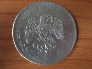 1 Peso , 1.915 del Ejército del Norte de Pancho Villa , Méjico DSCN0924