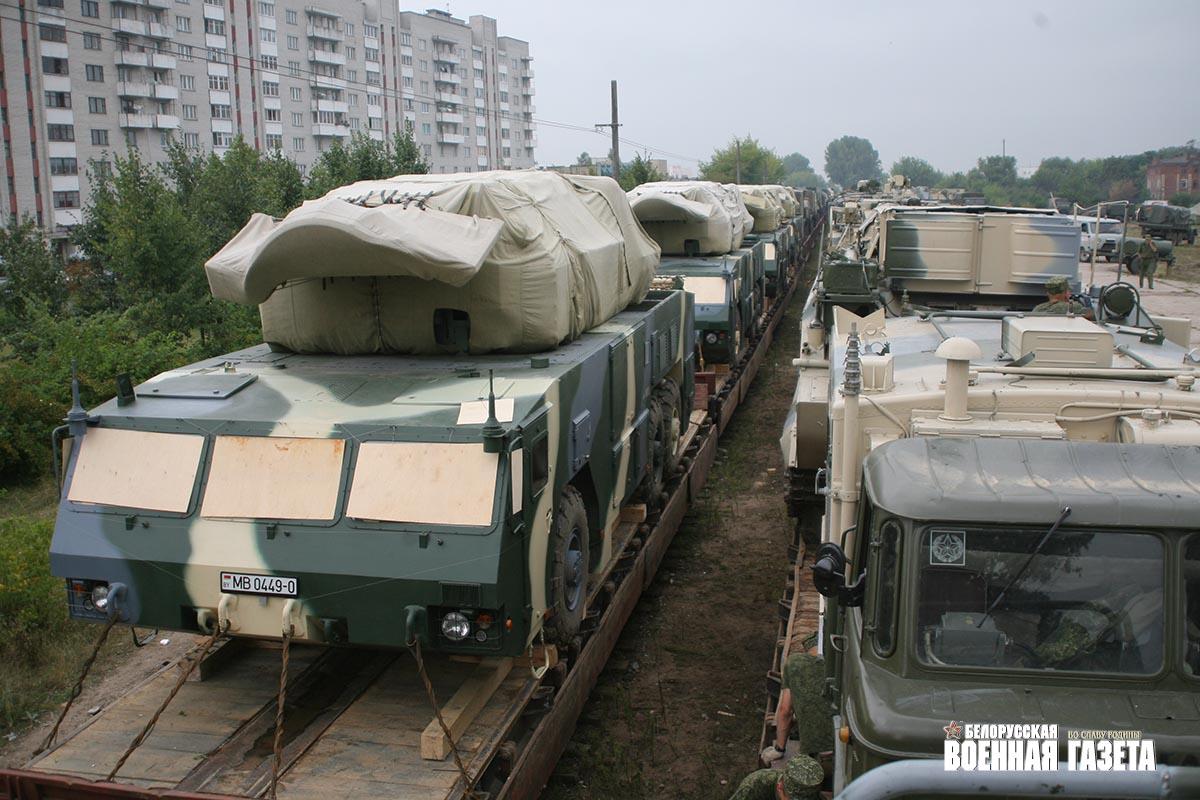 Armée Biélorusse / Armed Forces of Belarus - Page 3 146_2